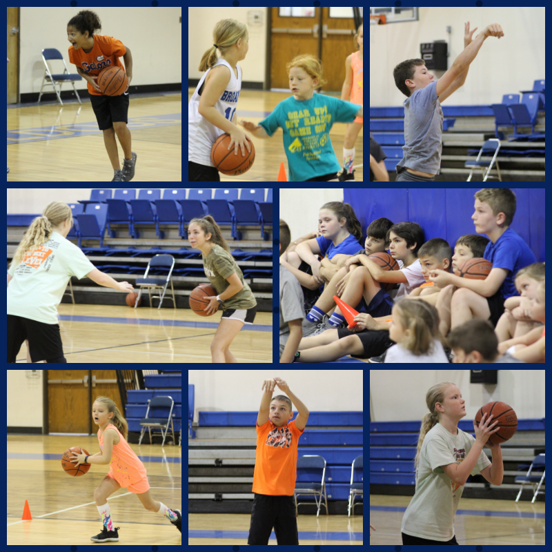 Broaddus Basketball Camp