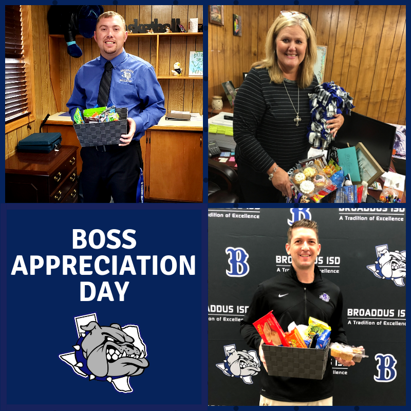 Boss Appreciation Day
