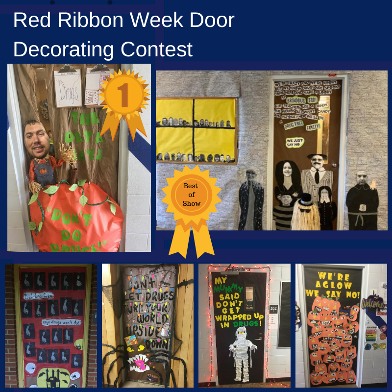 Door Decorating Contest 1