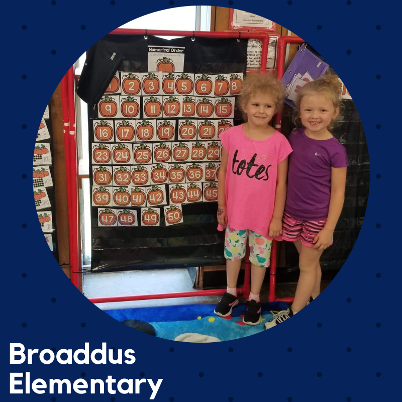 These two kindergarten cuties cuties counted all the way to 50 all on their own! Mrs. Lott is very proud. :-)