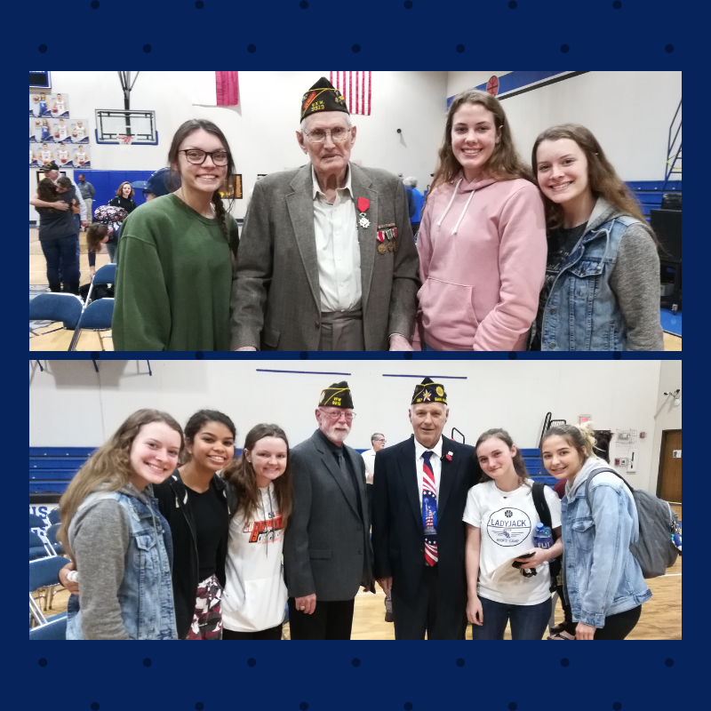 Veterans Day Program JH/HS 2019