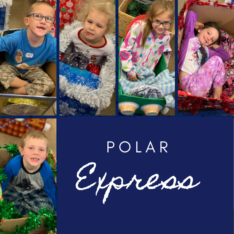 Kindergarten Polar Express