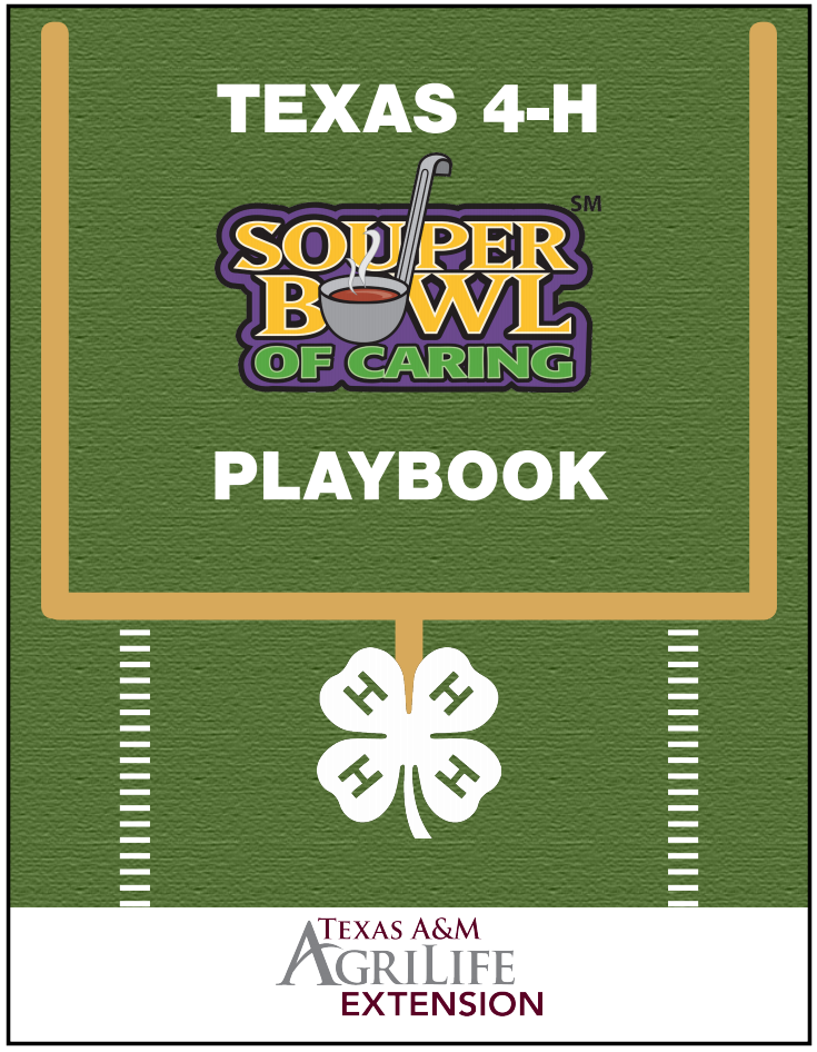 Texas 4H Souper Bowl of Caring