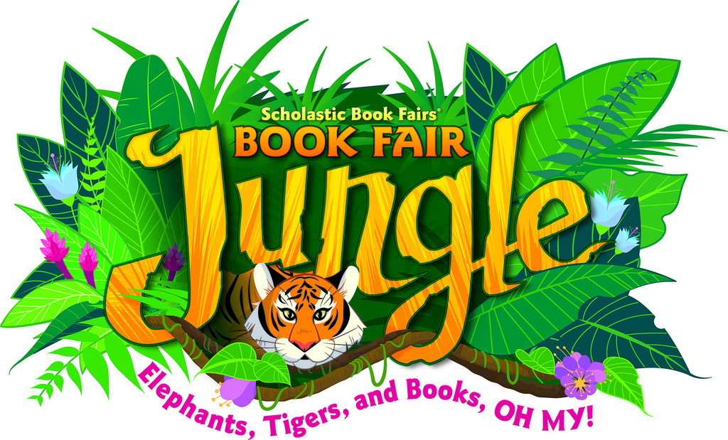 Scholastic Book Fairs Book Fair Jungle