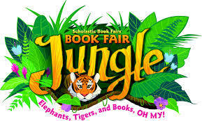 Scholastic Book Fair Jungle